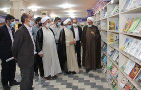 بازدید نماینده ولی فقیه در سپاه از نمایشگاه دائم آثار و محصولات پژوهشگاه