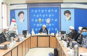 جلسۀ ماهانۀ همافزایی رؤسای پژوهشگاههای استان قم برگزار شد