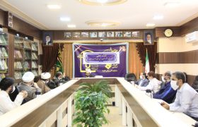 نشست علمی نظم ولایی و نظم معنوی در تجربۀ تمدنی جمهوری اسلامی ایران برگزار شد.