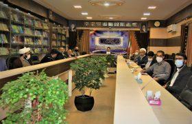 کرسی ترویجی الگوی گفتمان سازی فرهنگ نهادی سپاه برگزار شد.