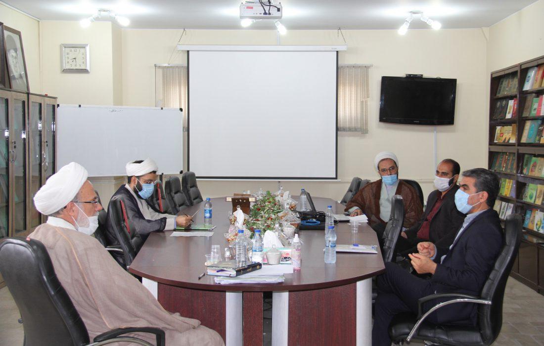 نشست سالیانه اعضای هیئتعلمی پژوهشگاه برگزار شد
