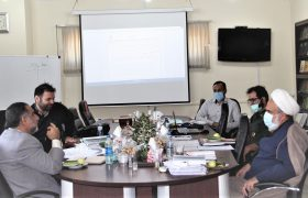 جلسۀ هماندیشی نظام برنامهریزی و بودجهریزی پژوهشی